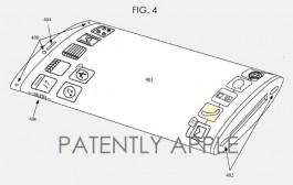 اپل پتنت جدیدی را در رابطه با نمایشگرهای منعطف به ثبت رساند