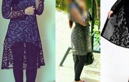 مد جدید بیحجابی در کشور +عکس
