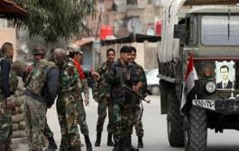 ۱۰۰۰ نیروی ایرانی وارد خاک سوریه شدند