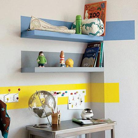 طراحی اتاق کودک, نحوه تزیین اتاق کودک