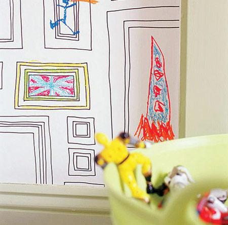 چیدمان اتاق کودک, طراحی و چیدمان اتاق کودک