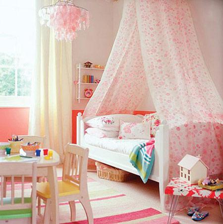 دکوراسیون اتاق کودکان به سبکی جالب و خلاقانه