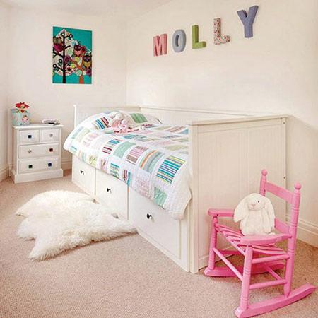 طراحی و چیدمان اتاق کودک, طراحی اتاق کودک