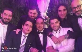 عکس های مراسم عروسی سام درخشانی