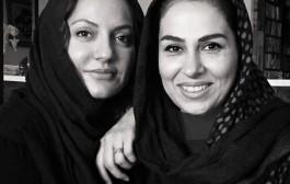 عکس جدیدو دیدنی تینا پاکروان در کنار مهناز افشار