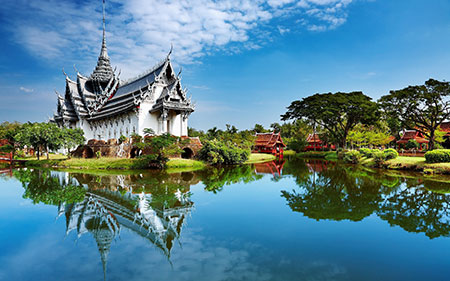 زیباترین جاذبه های گردشگری تایلند