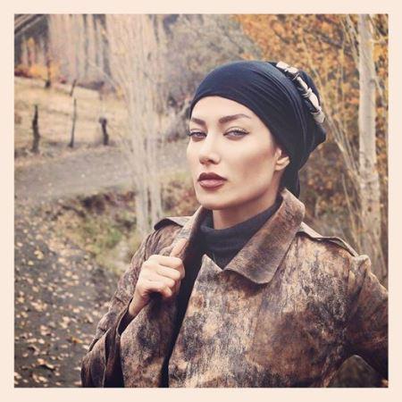 بیوگرافی و عکس های داغ سپیده آتشین مدل ایرانی