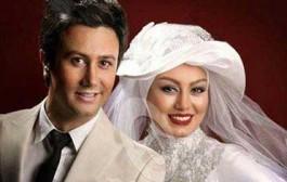 عکس های بازیگران ایرانی در لباس عروس و داماد