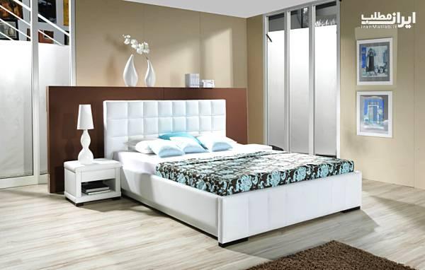 زیباترین اتاق خواب های رویایی با تختخواب های شیک +عکس