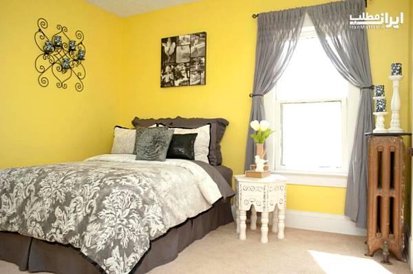 زیباترین اتاق خواب