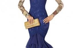مدل لباس شب بلند دخترانه و زنانه 2015