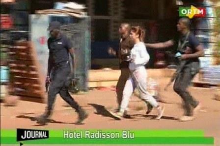 پایان گروگانگیری خونین در هتل رادیسون مالی