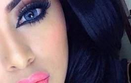 با این مدل آرایش زیباترین دختر جهان شوید