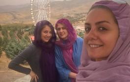 چهره بدون آرایش بازیگران زن ایرانی