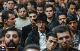 عکس های مراسم سالگرد درگذشت مرتضی پاشایی