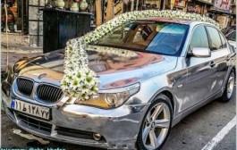 خفن ترین ماشین عروس در تهران/ عکس