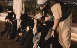 داعش ۷۰۰۰ زن را به عنوان بردههای جنسی بهفروش گذاشت