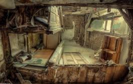 عکس های دیدنی از ساختمانهای متروکه ترسناک