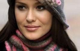 زیباترین مدل شال و کلاه بافتنی دخترانه و زنانه