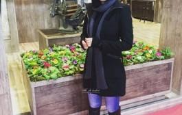عکس جدید و زیبای شیوا طاهری