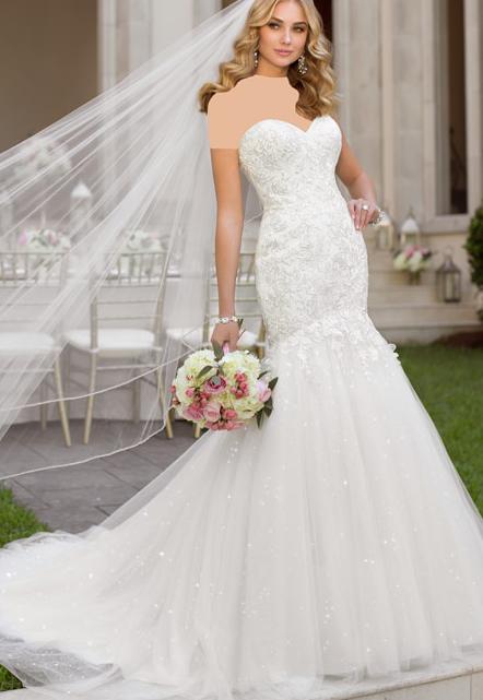 لباس عروس شیک و زیبا مدل ۲۰۱۶